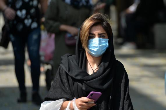 İran'da Kovid-19 nedeniyle can kaybı 25 bin 394'e yükseldi
