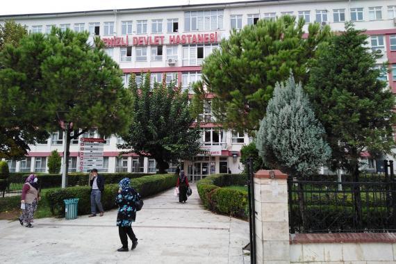 Denizli Devlet Hastanesi yemekhanesinde çalışan 7 kişi koronavirüse yakalandı
