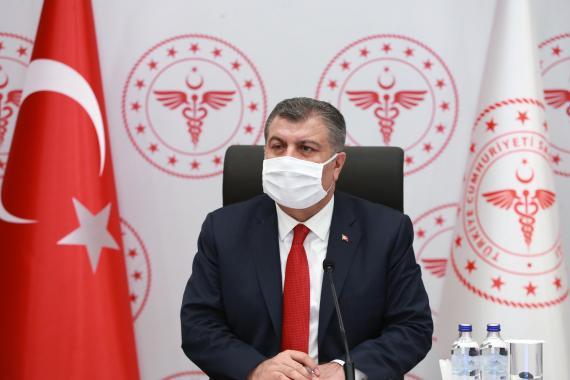 Bakan Koca: Vaka artışı pandeminin hiçbir döneminde kontrolümüz dışına çıkmadı