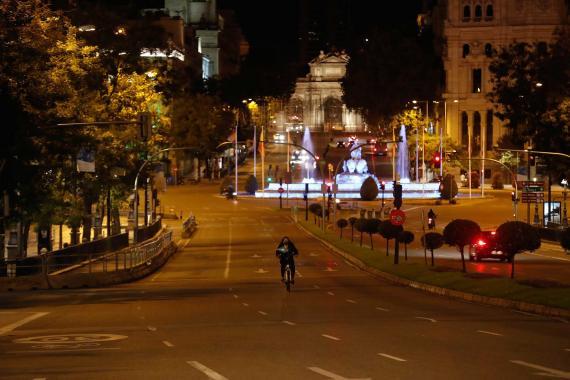 İspanya'da ikinci kez ulusal OHAL ilan edildi, gece sokağa çıkmak yasaklandı