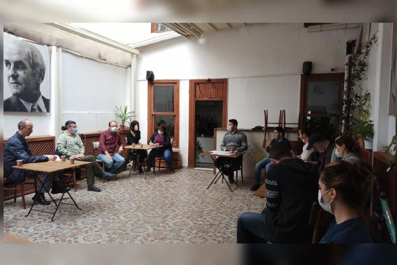 Eğitim Sen'in çağrısıyla İstanbul'da, 'Eğitim İzleme Kurulu' oluşturuldu