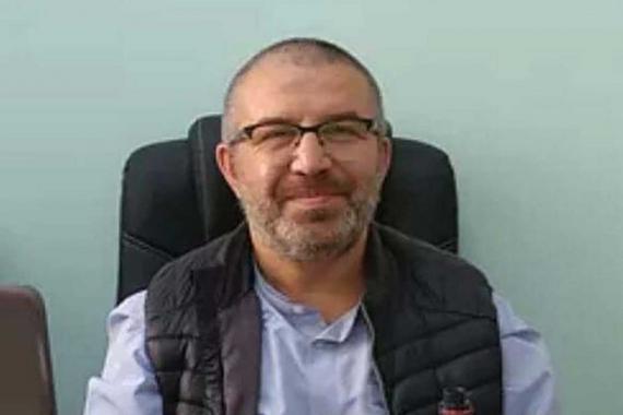 Çankırı'da aile hekimi Kahraman Pehlivan, Kovid-19 sebebiyle yaşamını yitirdi