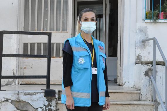 Kovid-19 gerekçesiyle çocuğunun velayeti alınan hemşire: Pandemi benim suçum değil