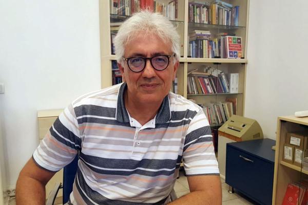 İzmir Tabip Odası Çevre Komisyonu Başkanı Halk Sağlığı Uzmanı Doktor Ahmet Soysal