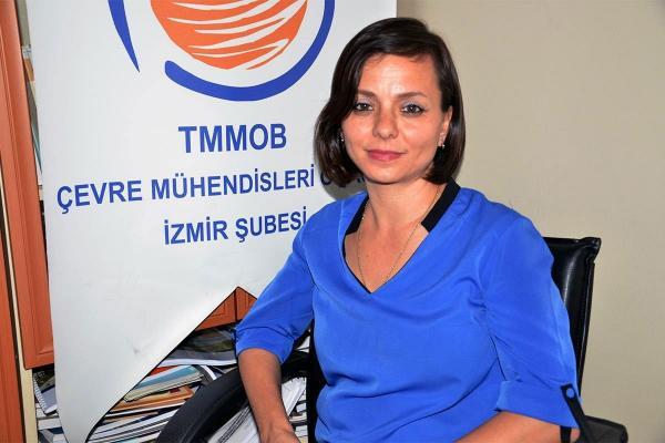 ÇMO İzmir Başkanı  Helil İnay Kınay