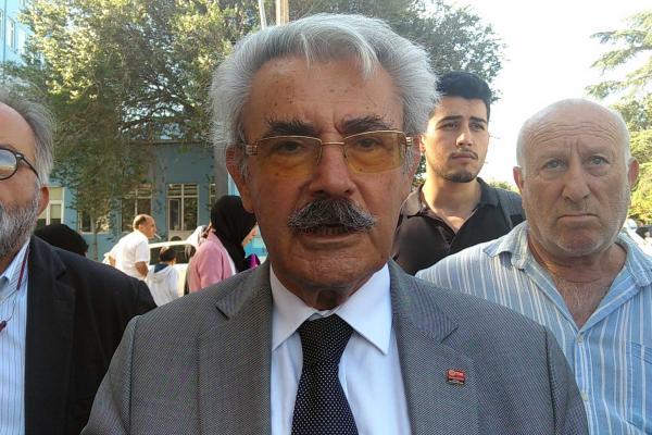 Diş Hekimleri Odası İstanbul Şube Başkanı Prof. Dr. Turhan Atalay