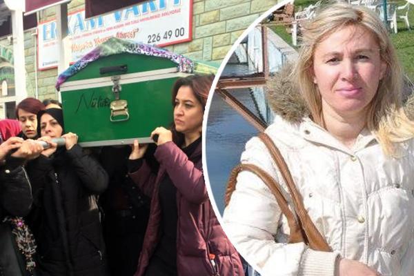 Eski eşi tarafından öldürülen Ayşe Tuba Arslan'ın dilekçesi