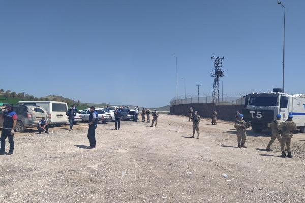 Mardin Mazıdağı'da Cengiz Holdinge ait şantiyeden 118 işçi atıldı.