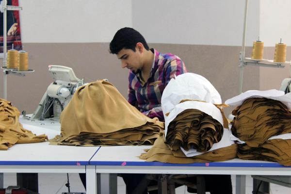 Mülteci işçi