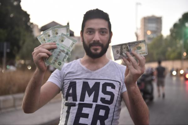 Lübnan'da eylemler