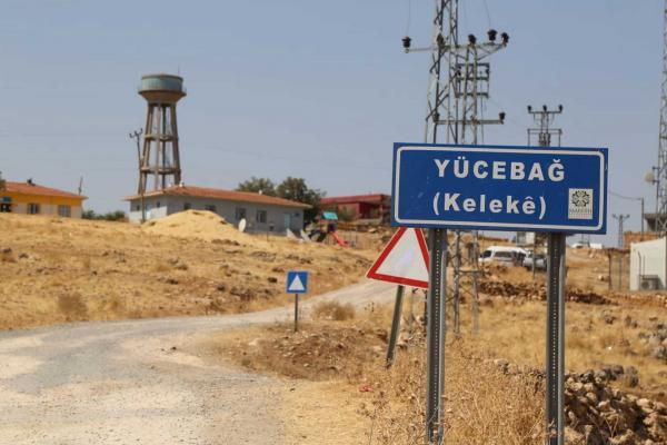 Yücebağ köyü