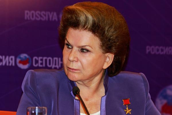 Valentina Tereşkova