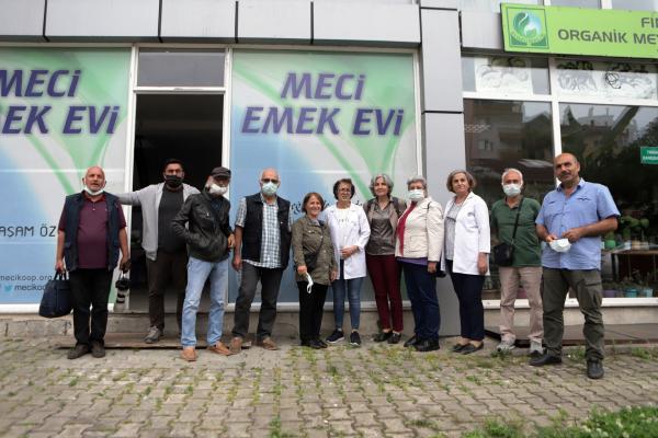 EMEP'ten Fındıklı ziyareti