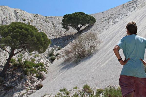 Aydın'a bağlı Söke İlçesi sınırları içerisinde bulunan antik çağdaki adı Latmos olan Beşparmak Dağları maden ocakları ile delik deşik edilmeye devam ediyor.