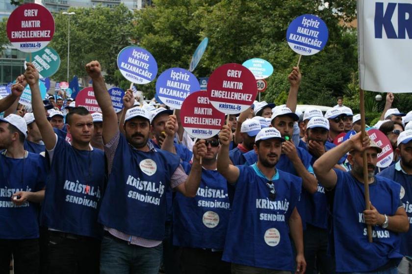 Şişecam'da kıyım: 103 işçi işten atıldı