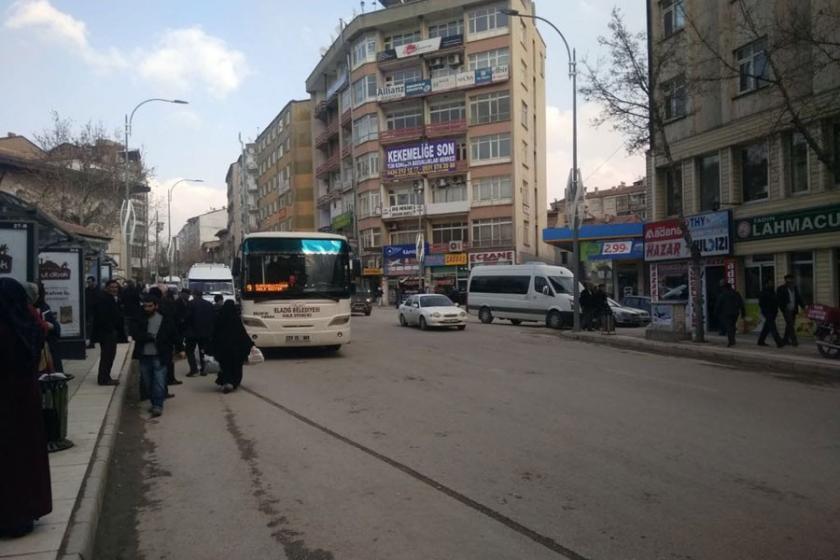 Elazığ'da öğrenciler ulaşım sorununa çözüm istiyorlar