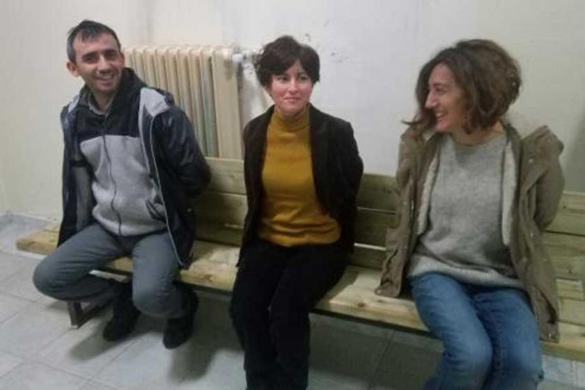 AİHM 'Uzun tutukluluktan' mahkum etmişti, yine tutuklandılar