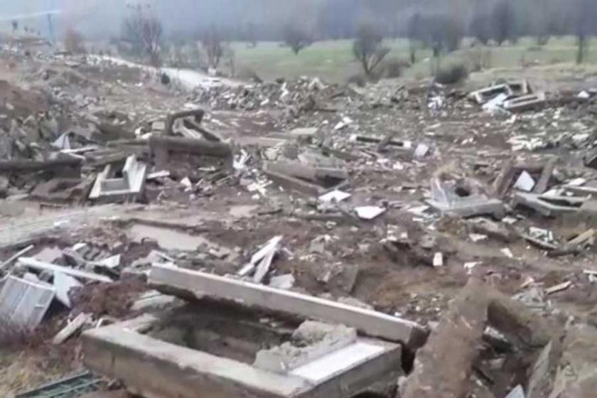 Bitlis Valiliğinden günler sonra Garzan Mezarlığı açıklaması