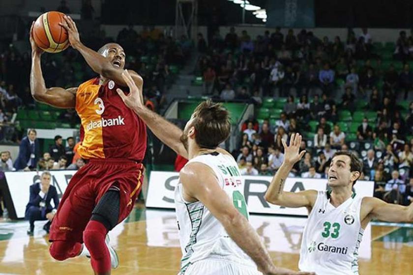 Galatasaray'da Can Topsakal istifa etti