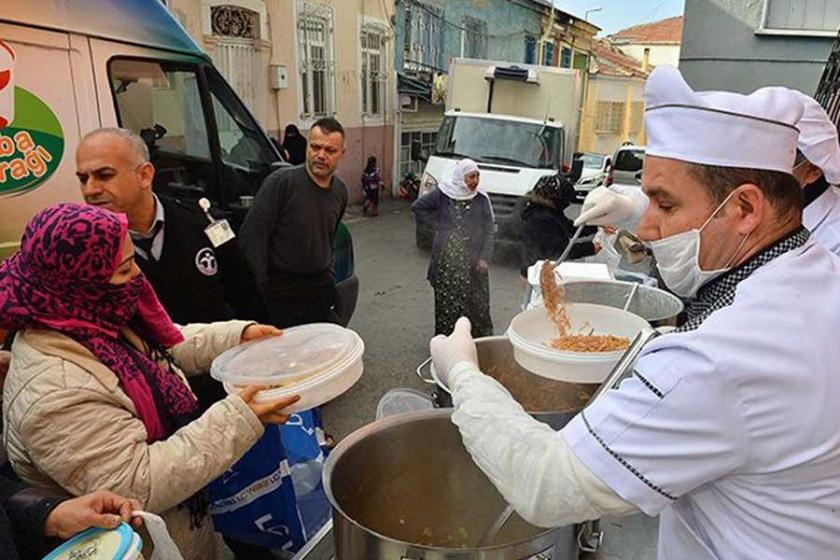İzmirli belediyelerin mültecilere hizmeti sınırlı kaldı