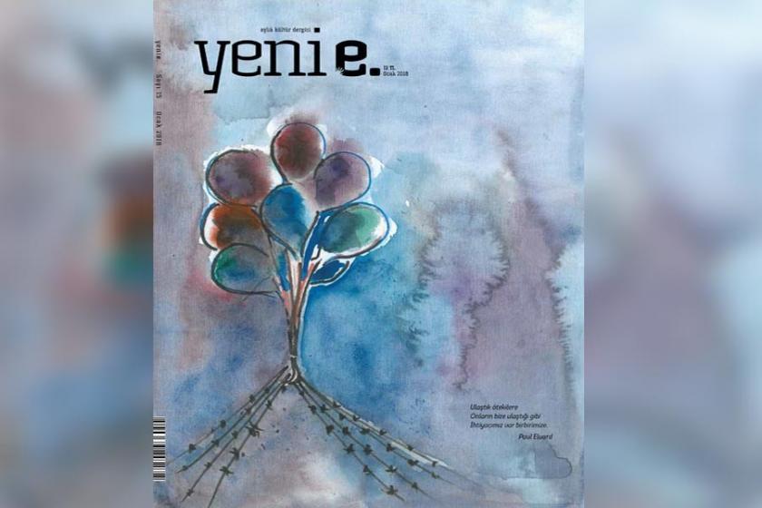 Yeni e dergisinin Ocak sayısı çıktı