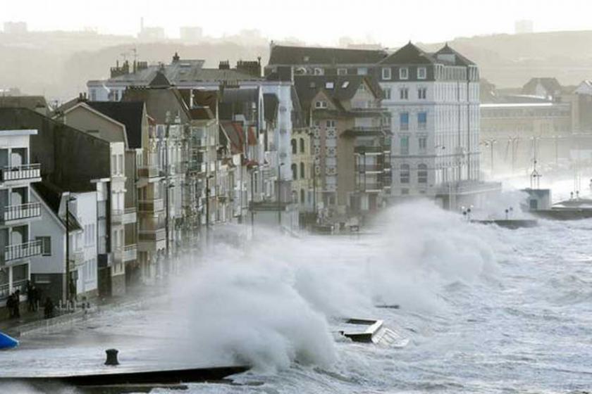 Avrupa'da Eleanor Fırtınası alarmı