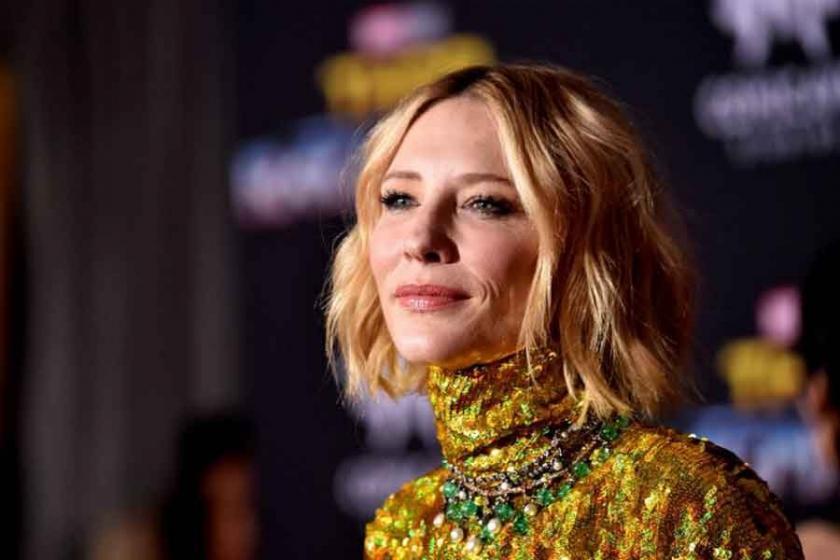 Cannes'ın baş jürisi Cate Blanchett oldu