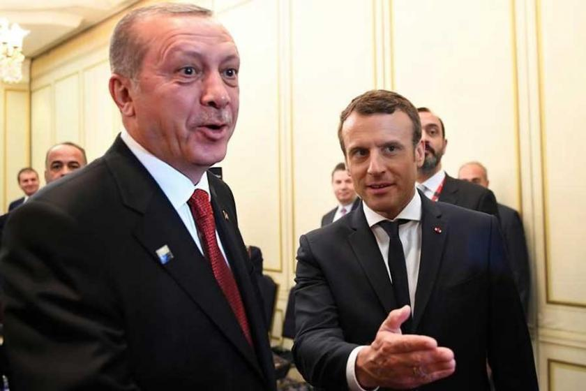 Erdoğan, Avrupa'ya Fransa  kapısından girmeye çalışacak