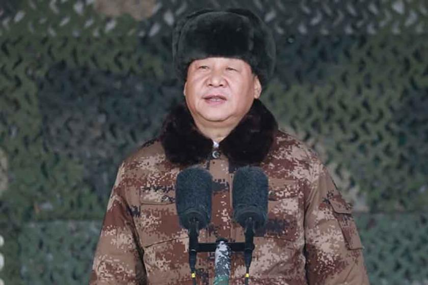 Çin Lideri Cinping'den ordusuna 'savaş' mesajı