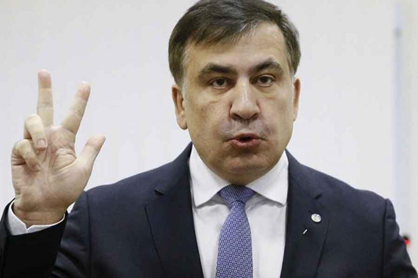 Gürcistan'da Saakaşvili'ye 3 yıl hapis cezası