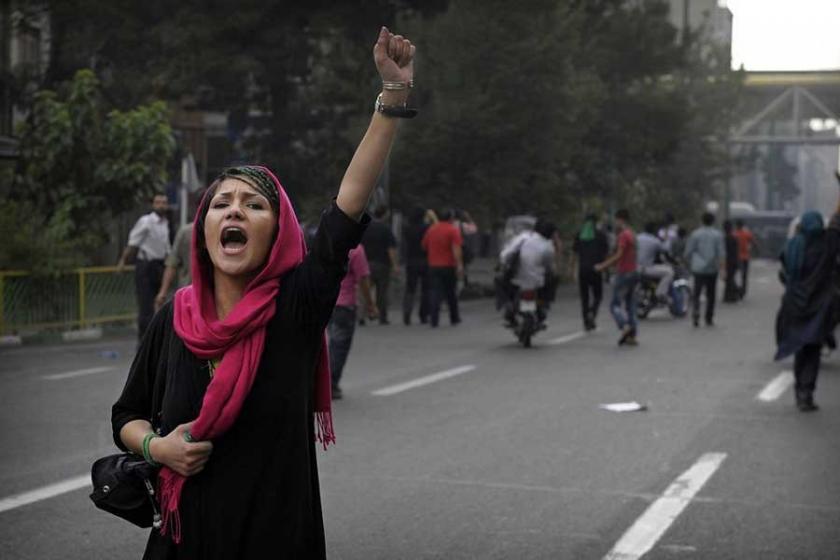 İran'da 1000 kişi gözaltında