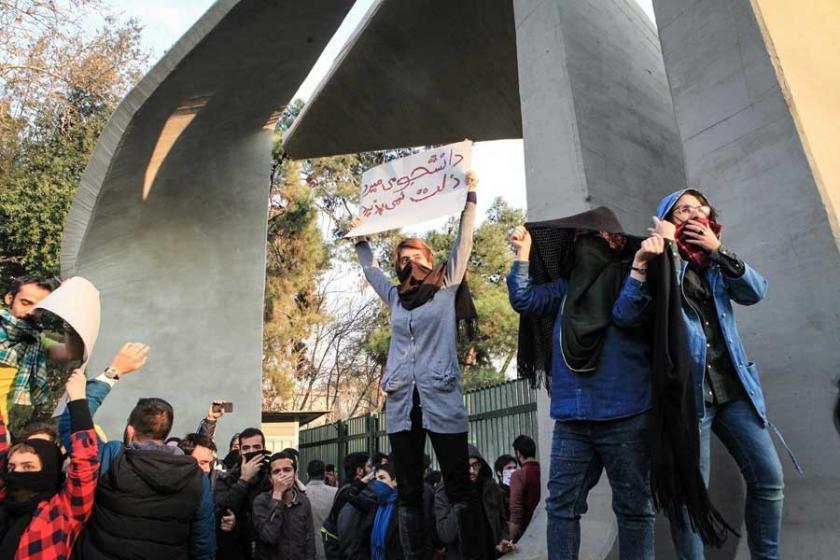 'İran'da reformcular, halkı hayal kırıklığına uğrattı'