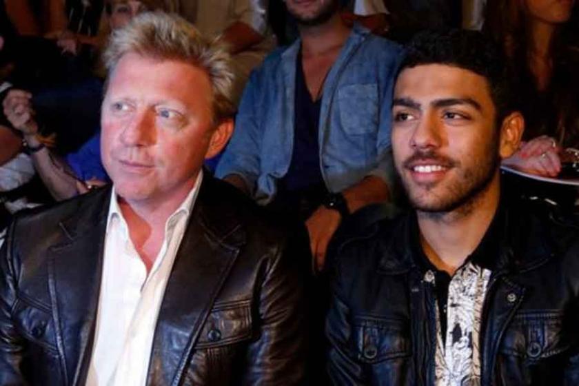 Boris Becker'den oğluna ırkçı hakarette bulunan vekile tepki