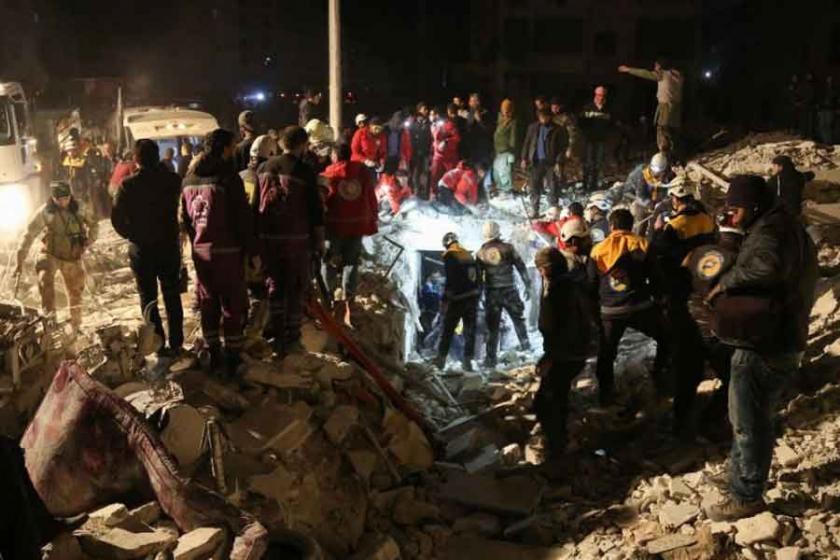 İdlib'de cihatçıların üssünde patlama: 23 ölü