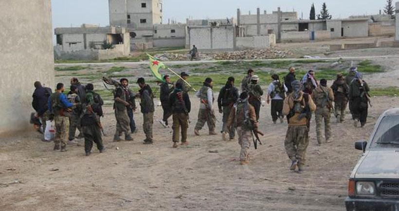 YPG: Son 24 saatte 19 köy özgürleştirildi