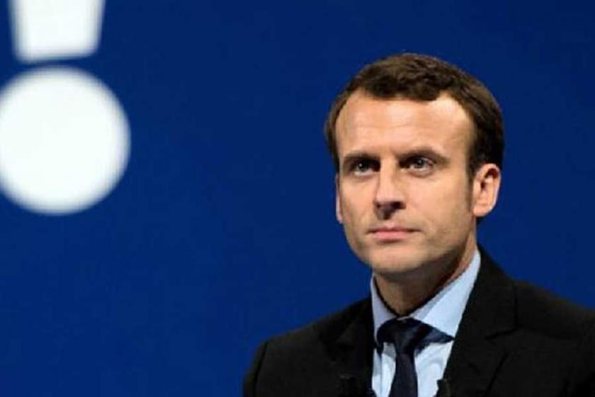 Macron: Çin'in yeni İpek Yolu iki yönlü çalışmak zorunda