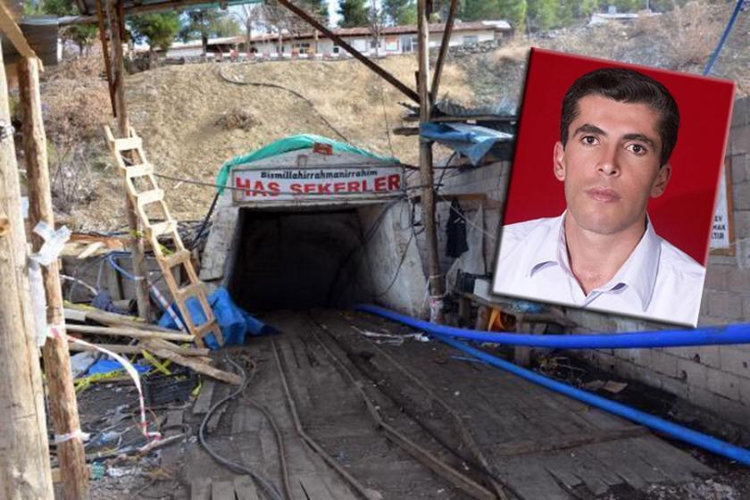 Ermenek'te ölen madencinin ailesine manevi tazminat ödenecek