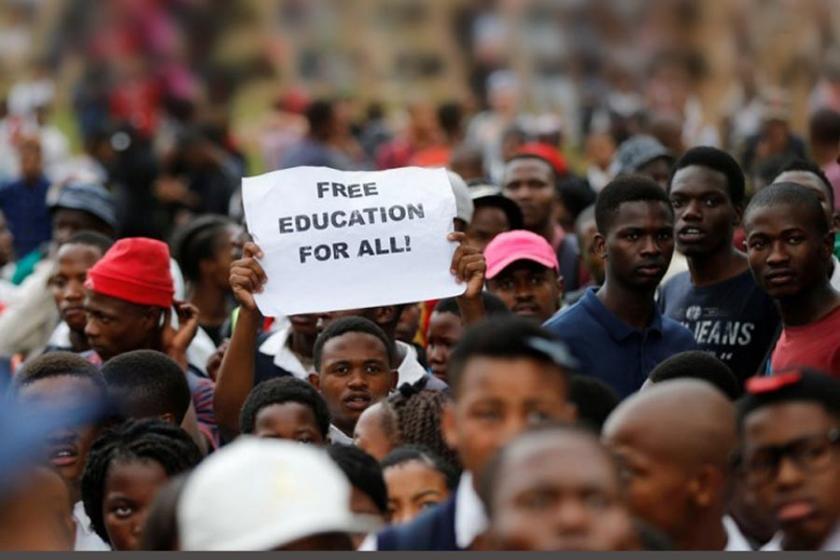 Güney Afrika'da harçlar kaldırıldı, tartışma sürüyor