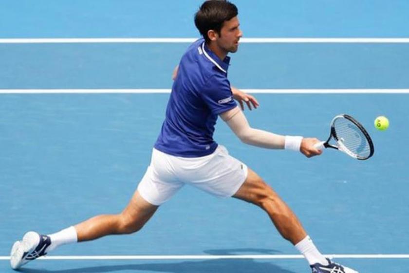 Djokovic: Avustralya Açık'ta oynayacağım