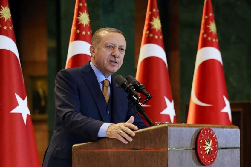 Erdoğan: Mezhebi noktada bir yapılanmayı sürdürenler var