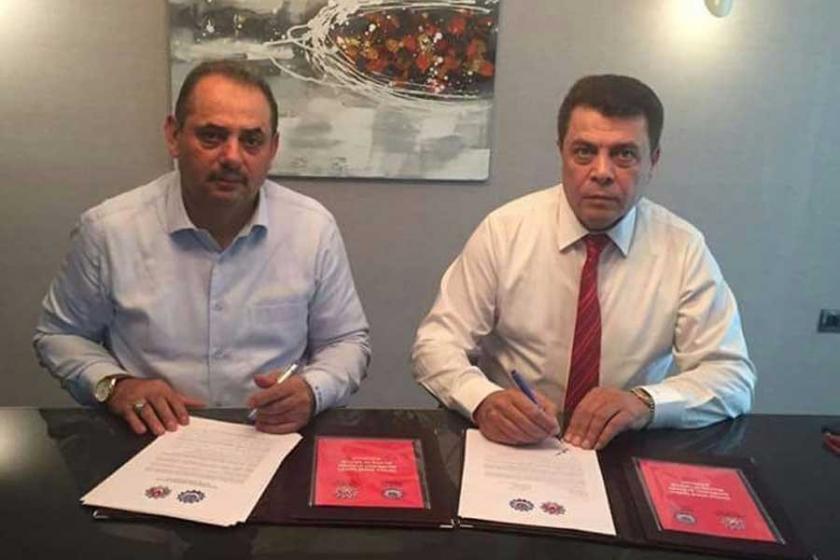 Türk Metal ve Çelik-İş iş birliği anlaşması imzaladı