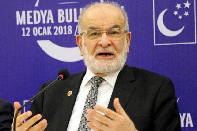 SP Başkanı Karamollaoğlu 'ittifak' şartlarını açıkladı