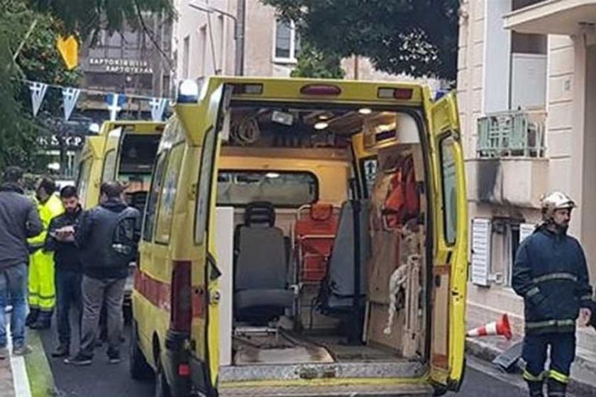 Atina'da huzur evinde yangın: en az 2 kişi hayatını kaybetti