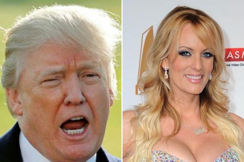 Wall Street Journal: Trump, porno oyuncusuna sus payı verdi