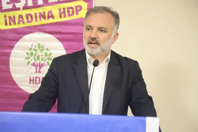 Ayhan Bilgen: Afrin'le gündem meşgul ediliyor