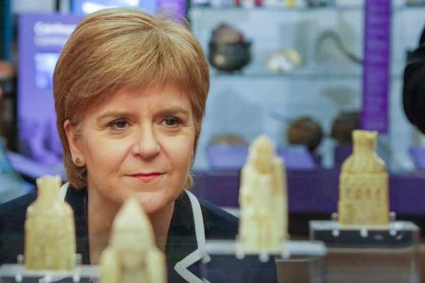 'İskoçya yıl sonunda bağımsızlık referandumu yapabilir'