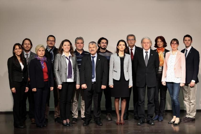 MMO İzmir Şubesi yeni yönetimini belirledi