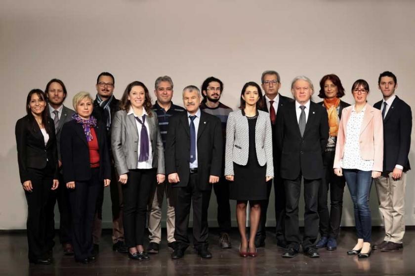 MMO İzmir Şubesi yönetimini belirledi