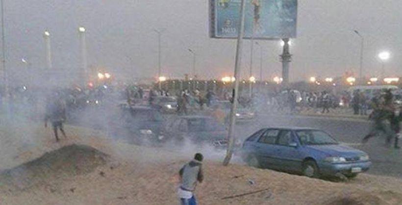 Mısır polisi taraftarlara saldırdı: En az 30 ölü