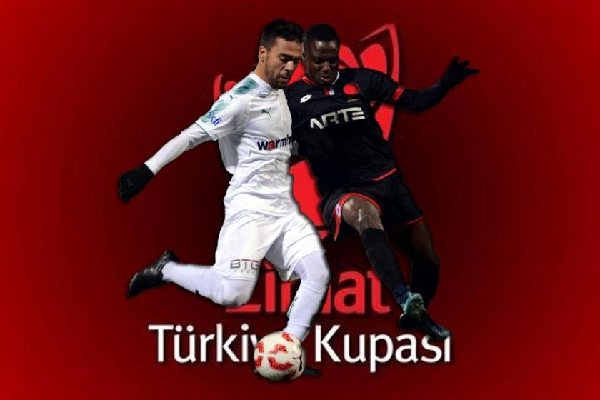 Türkiye Kupası'nda rövanş zamanı